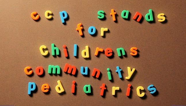Children's Community Pediatrics 2011 Annual Report