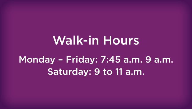CCP Monroeville Pediatric Associates Walk-in hours