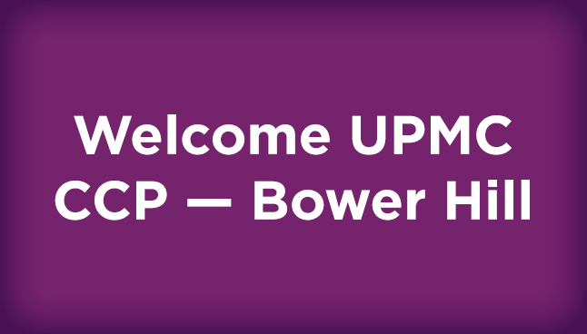 Welcome UPMC Children's Community Pediatrics – Bower Hill Patients