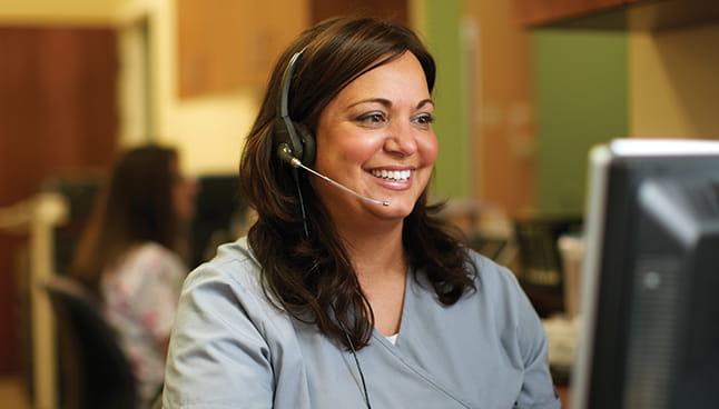 Phone nurse